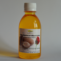 Argan oil with rose