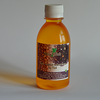Argan oil with green tea