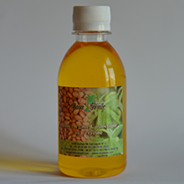 Argan oil in lemongrass