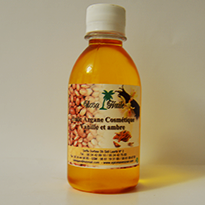 Argan oil amber